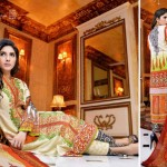 karam Collection Autumn 2014 VOL-4 By Jubilee Cloth Mills 2