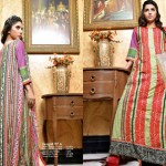 karam Collection Autumn 2014 VOL-4 By Jubilee Cloth Mills 3