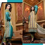 karam Collection Autumn 2014 VOL-4 By Jubilee Cloth Mills 5