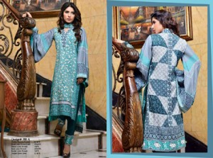 karam Collection Autumn 2014 VOL-4 By Jubilee Cloth Mills 6