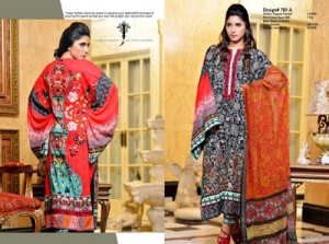karam Collection Autumn 2014 VOL-4 By Jubilee Cloth Mills 9