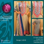 sumerina Designer Collection by VS Textile Mills 2014-15 7
