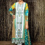 Amna ismail Semi Stitched Winter Collection 2014 13