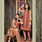 Amna ismail Semi Stitched Winter Collection 2014 5 - Copy