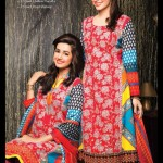 Amna ismail Semi Stitched Winter Collection 2014 8