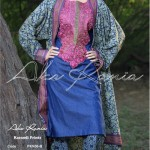 Aroshi Embroidered Classics Winter Dresses Collection 2014-15 10