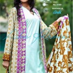 Aroshi Embroidered Classics Winter Dresses Collection 2014-15