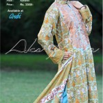 Aroshi Embroidered Classics Winter Dresses Collection 2014-15 6