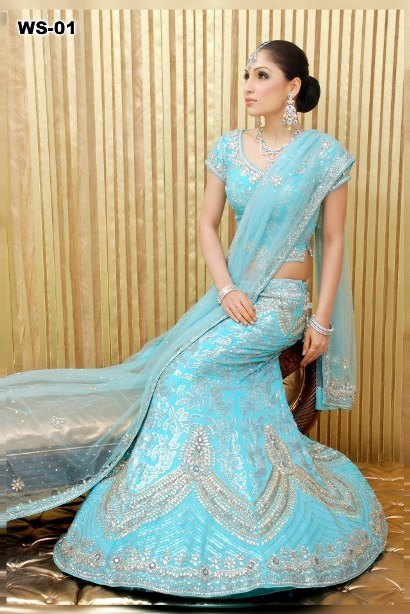 Avalon Fashion Marriage Fashionable Lehngas 2014-2015 (9)