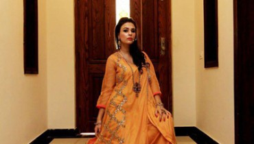 Ayesha And Usman Qamar Dresses Collection 2014-15 1