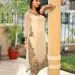 Ayesha And Usman Qamar Dresses Collection 2014-15 4
