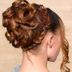 Beautiful updo Hairstyles 2014-15