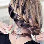 Beautiful updo Hairstyles 2014-15 2