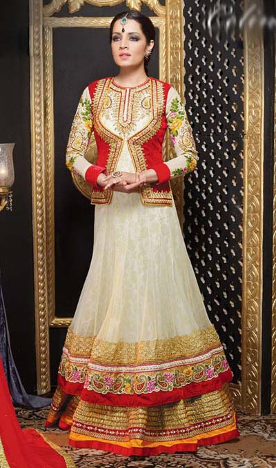 Bollywood Anarkali & Salwar Kameez by Celina Jaitley 3
