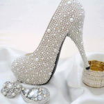 Bridal High Heels shoes collection 2014-15 2