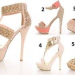 Bridal High Heels shoes collection 2014-15 4
