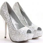 Bridal High Heels shoes collection 2014-15 5