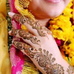 Bridal Mehndi Designs for Hands 2