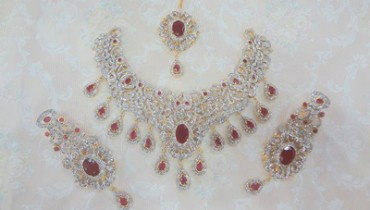 Bridal & Wedding Jewellery Sets Collection 2014-15 1