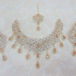 Bridal & Wedding Jewellery Sets Collection 2014-15 3