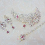 Bridal & Wedding Jewellery Sets Collection 2014-15 5