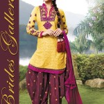 Brides Galleria Wonderful Faux Crepe Outfits Variety 2014 (3)