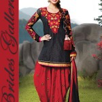 Brides Galleria Wonderful Faux Crepe Outfits Variety 2014 (4)