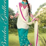 Brides Galleria Wonderful Faux Crepe Outfits Variety 2014 (6)
