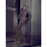Charabel Karam Night Function Outfits For Females 2015 (5)