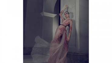 Charabel Karam Night Function Outfits For Females 2015 (8)