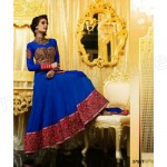Current Indian Fashionable Beauty Outfits For Females 2014-15 (9)