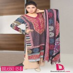 Dawood Winter Fall Dresses Collection 2014-15 14