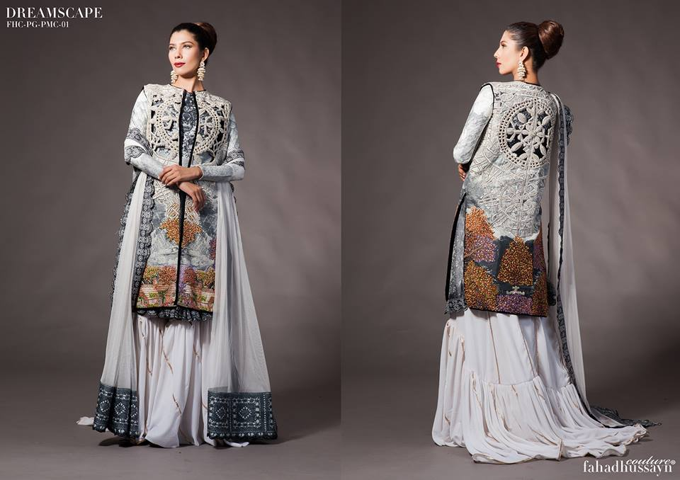 Fahad Hussayn Couture Sewed Clothes Selection 2014 (3)
