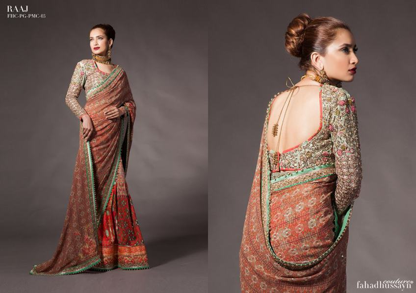 Fahad Hussayn Couture Sewed Clothes Selection 2014 (5)