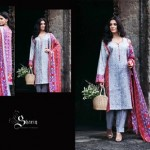 Feminine Winter Shawl Collection 2014-15 3