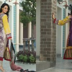 Firdous Winter Exclusive suits -2014 14