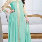 Gorgeous Ankle Height Churidar Kameez Concepts 2014-15 For Females (5)