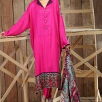 Hadiqa Kiani Fabric Fall Winter Dresses Collection 2014-15 4