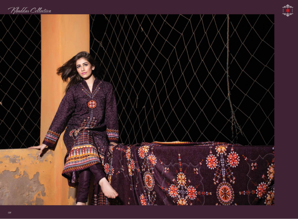 ITTEHAD KHADDAR COLLECTION 2014-15