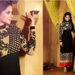 Jennifer Winget By Saheli Couture  Party Chic Garments Collection 2014-15 (3)