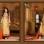 Jennifer Winget By Saheli Couture  Party Chic Garments Collection 2014-15 (5)