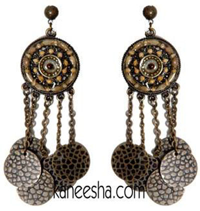 Kaneesha jewellary Collection 2014-15 9