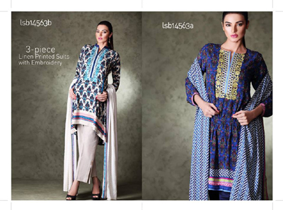 Khaadi New Dresses designs 2015 11