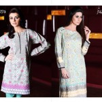 Khaadi Winter Dresses Collection 2014-15 11