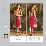LSM Embroidery Komal Kurti Collection 2014-15 6