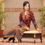 LSM Fabrics Winter Kurtis Collection 2014 3