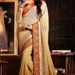 Latest Party Wear Trendsetter Saree Collection 2014-15 4