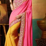 Latest Party Wear Trendsetter Saree Collection 2014-15 6