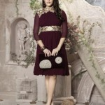Lavish Padded Kurti Fashion Variety 2014-15 For Ladies (4)