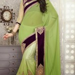 Lovely Evening Wear Saree Collection 2014-1510